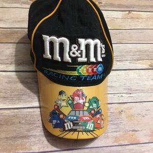 NASCAR Elliott Sadler M&M Strap Back Cap